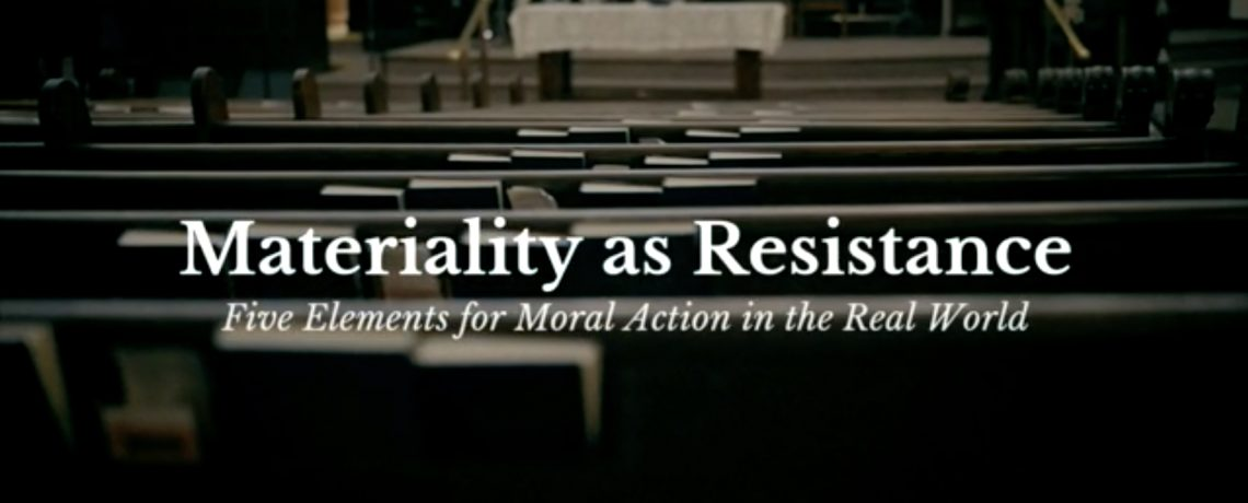 Film Series: Materiality as Resistance with Walter Brueggemann