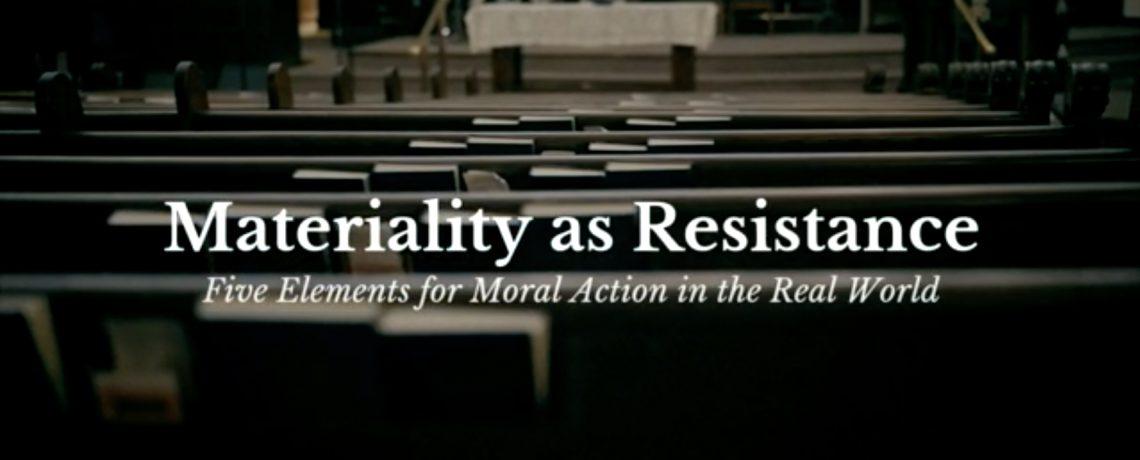 Film Series: Materiality as Resistance with Walter Brueggemann