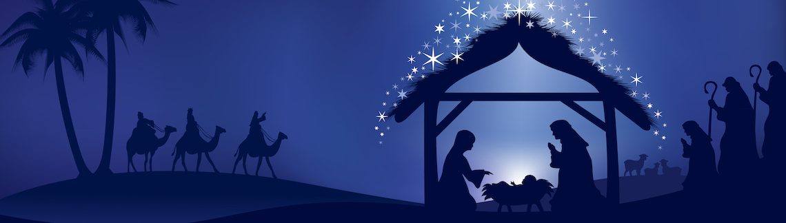 Worship with us through Advent & Christmas