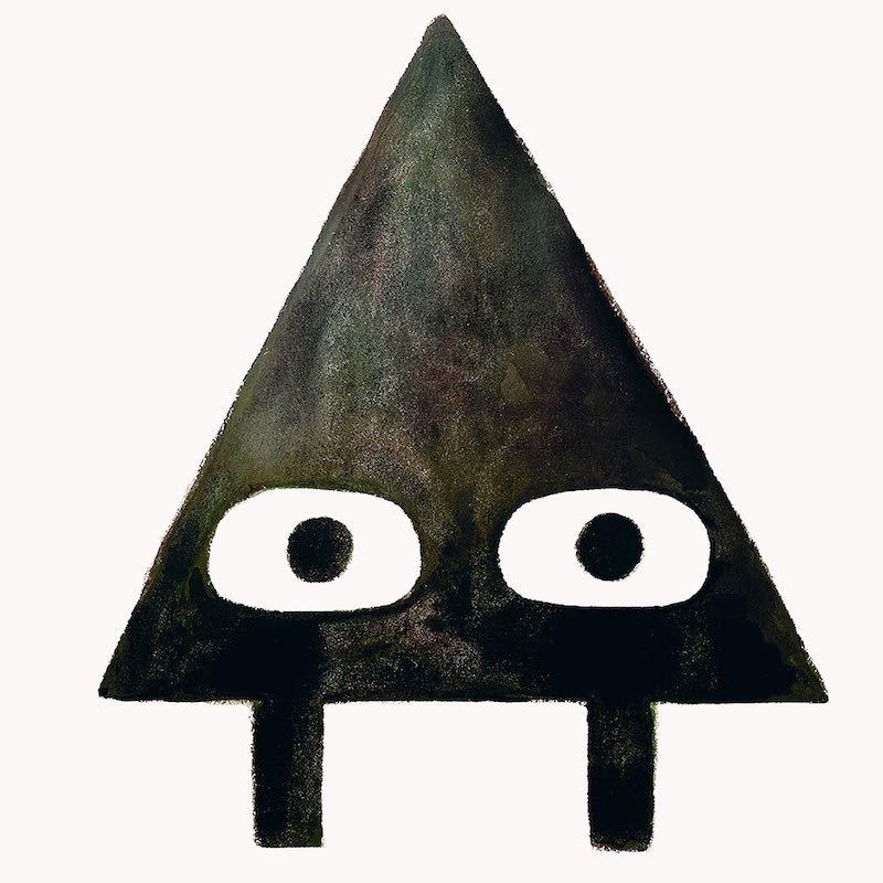 Triangle by Jon Klassen. Purchase from https://www.angusrobertson.com.au/books/triangle-jon-klassen-mac-barnett-and-jon-klassen/p/9781406376678